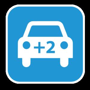 Car Share Car Park Marking