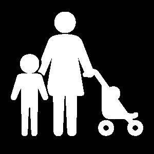Parent & Child Bay Car Park Marking